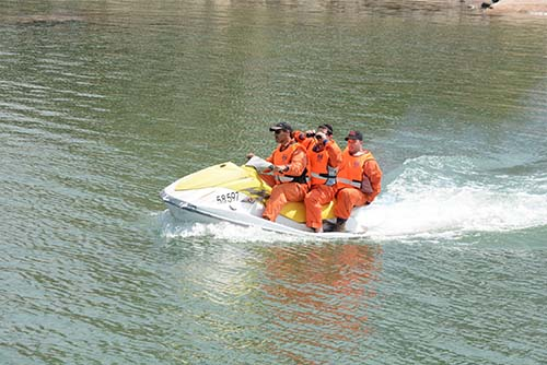 Zaka Search & Rescue Aqua Team