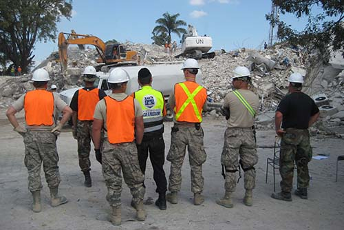 Zaka Search & Rescue Haiti